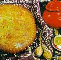 Нан азербайджанский
