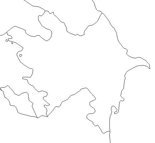 Азербайджанские карты